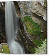 Maligne Canyon 2 Acrylic Print