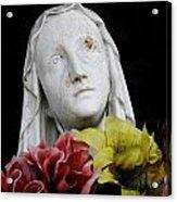 Mama Mary Acrylic Print