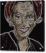 Mama Nura Acrylic Print