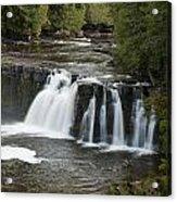 Manabezho Falls 3 Acrylic Print