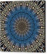 Mandala 111511d Acrylic Print