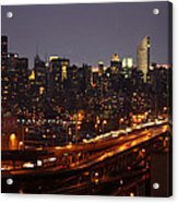Manhattan- 2 Acrylic Print