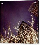 Manhattan Lights Acrylic Print