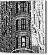 Manhattan Skyline Series 023 Acrylic Print