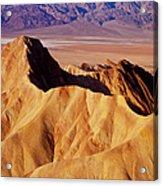 Manley Beacon Death Valley Acrylic Print