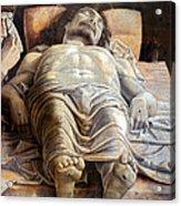 Mantegna: The Dead Christ Acrylic Print