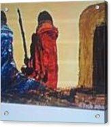 Manyatta Acrylic Print