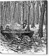 Maple Syrup, 1877 Acrylic Print