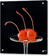Maraschino Cherries Acrylic Print
