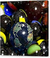 Marble Collection 23 A Acrylic Print