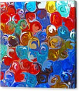 Marble Collection Abstract Acrylic Print