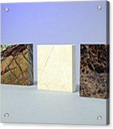 Marble Acrylic Print