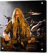 Marco Hietala And Jukka Nevalainen - Nightwish  Acrylic Print
