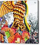 Mardi Gras Parade 2 Acrylic Print