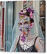 Mardi Gras Voodoo In New Orleans Acrylic Print