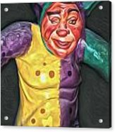 Mardi Gras World - Jestor Acrylic Print