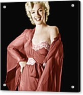 Marilyn Monroe, 1950s Acrylic Print