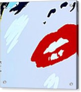Marilyn Monroe 2 Acrylic Print by Micah May