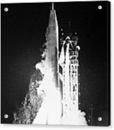 Mariner 1: Launch, 1962 Acrylic Print