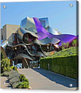 Marques De Riscal Winery Spain Acrylic Print