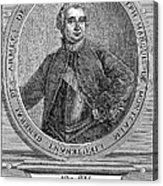Marquis De Montcalm Acrylic Print