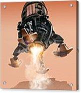 Mars Lander, Artwork Acrylic Print
