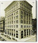 Marshall Field And Company, Retail Acrylic Print