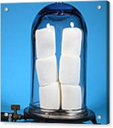 Marshmallows In A Vacuum, 5 Of 5 Acrylic Print