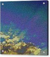 Martian Sky Acrylic Print