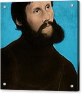 Martin Luther, German Theologian Acrylic Print