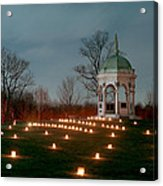 Maryland Monument 3 - 11 Acrylic Print