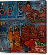 Maseed 01 Acrylic Print