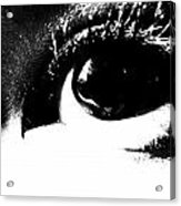 Masked Era Acrylic Print