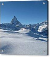 Matterhorn, Switzerland Acrylic Print