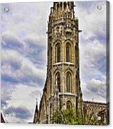Matthias Church Tower - Budapest Acrylic Print