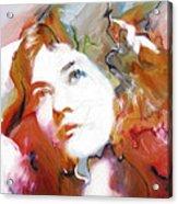 Maude Acrylic Print