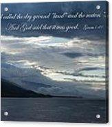 Maui Scripture I Acrylic Print