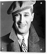 Maurice Chevalier, Ca. 1930 Acrylic Print