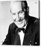 Maurice Chevalier Acrylic Print by Granger
