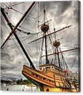 Mayflower II Acrylic Print