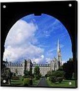 Maynooth Seminary, Co Kildare, Ireland Acrylic Print