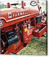 Mccormick Farmall Acrylic Print