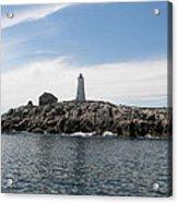 Mcnutt's Island Lighthouse Acrylic Print