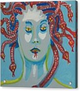 Med 2 Acrylic Print by Jay Manne-Crusoe