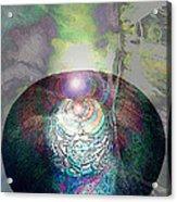 Medicine Bowl Acrylic Print