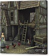 Medieval Idyll Acrylic Print