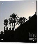 Medina I Rabat Acrylic Print by Chuck Kuhn