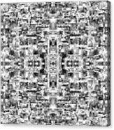 Meditative Alliance  Acrylic Print