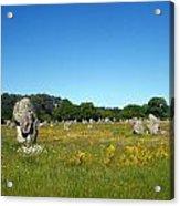 Megaliths - The Sequel Acrylic Print