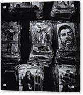 Mementos From A Cuban Revolution Acrylic Print